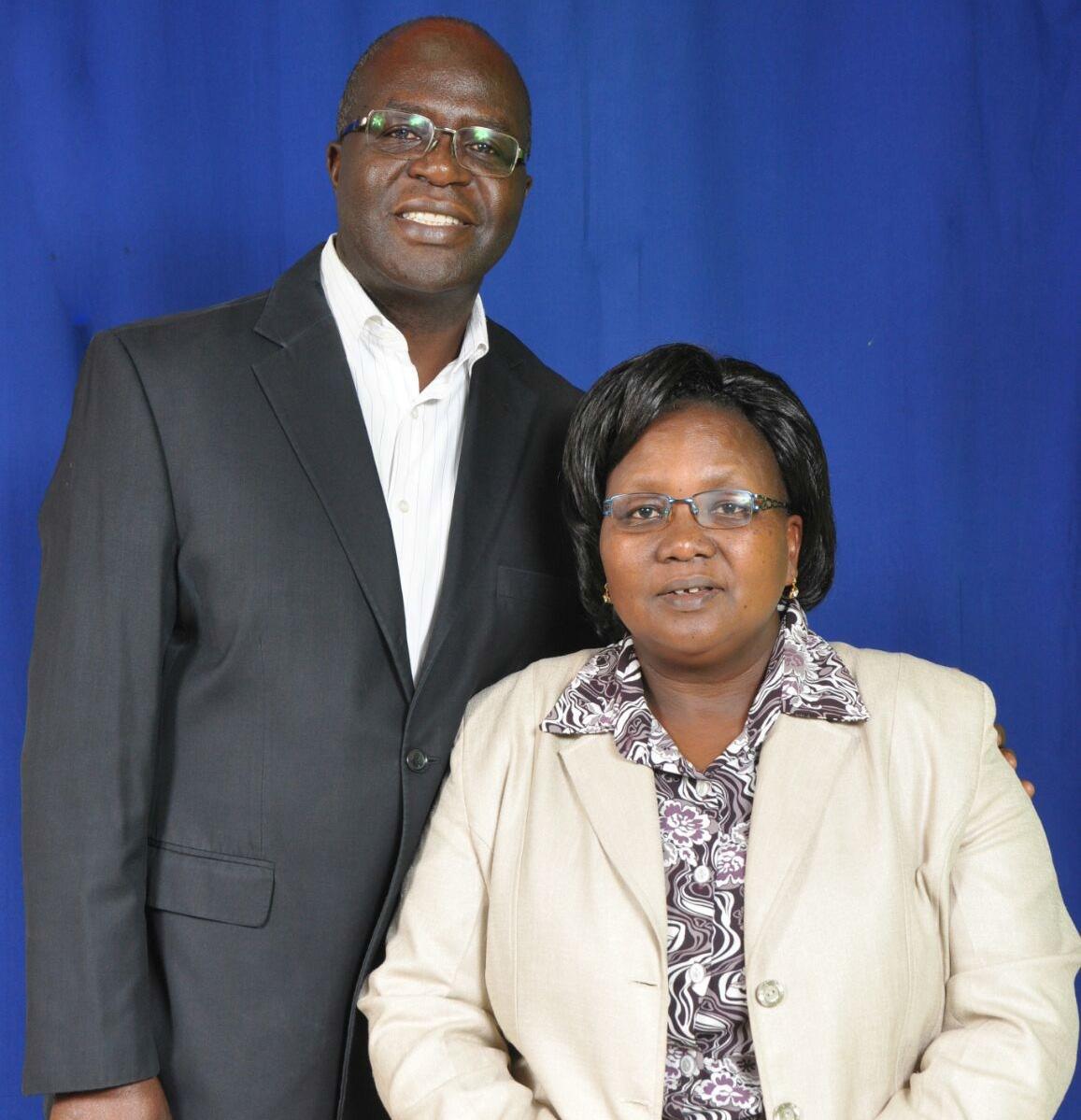 Elder Ernest Najoli - Gospel Blooms International