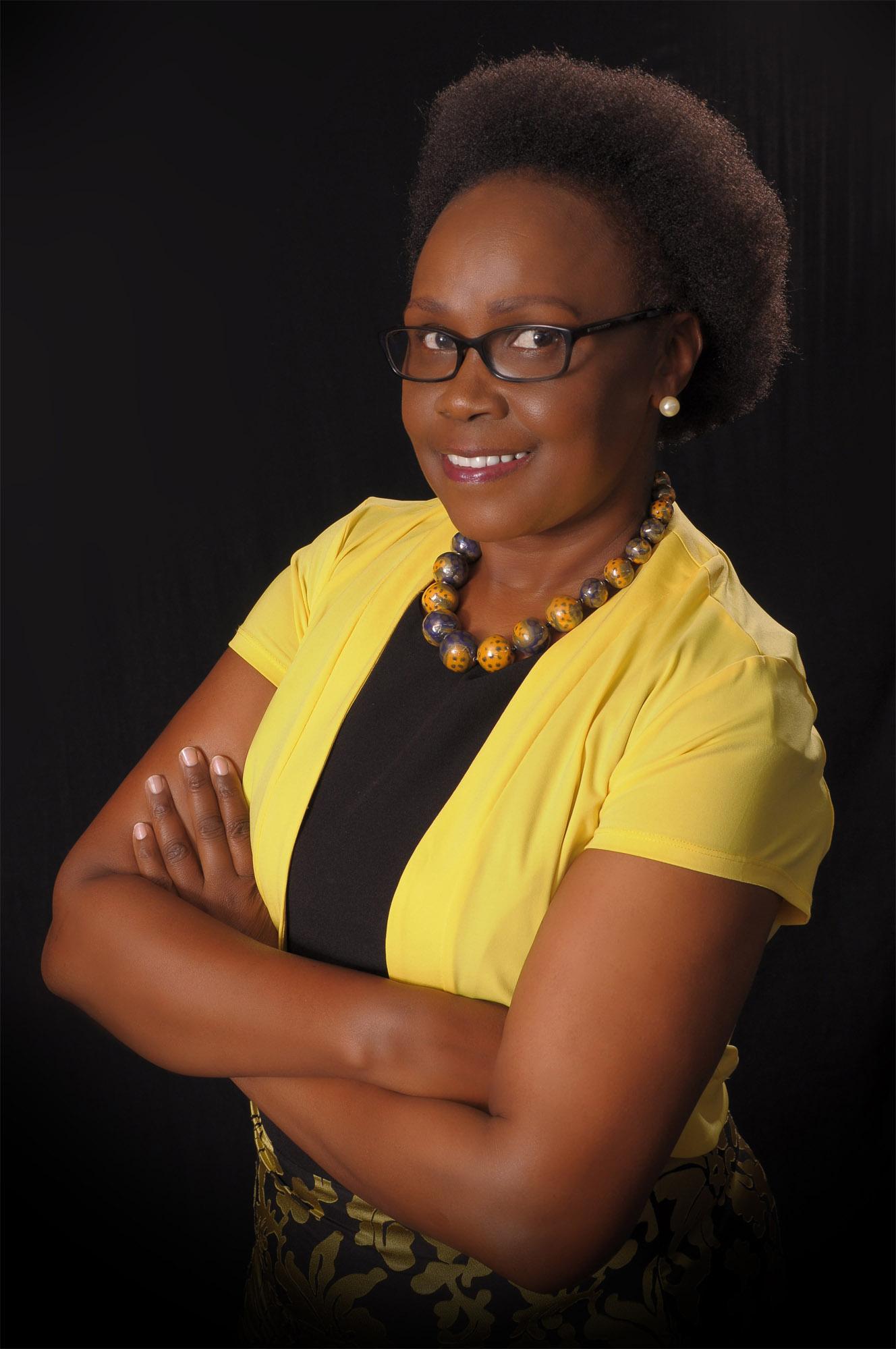 Mrs. Nelly Mulema - Gospel Blooms International 3