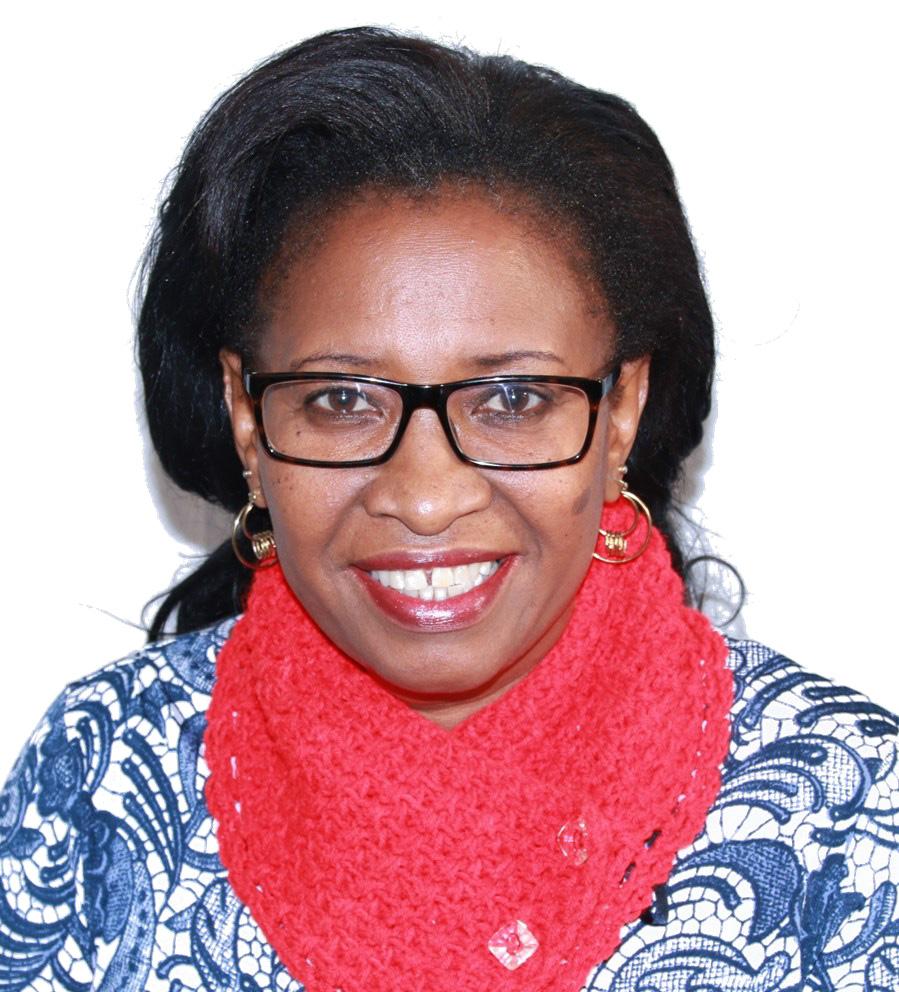 Pastor Queen Katembu - Gospel Blooms International