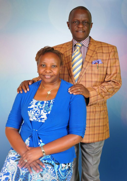 Pst. Simon Muasya - Gospel Blooms International