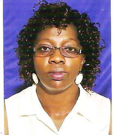 Vicky Awuor - Gospel Blooms International