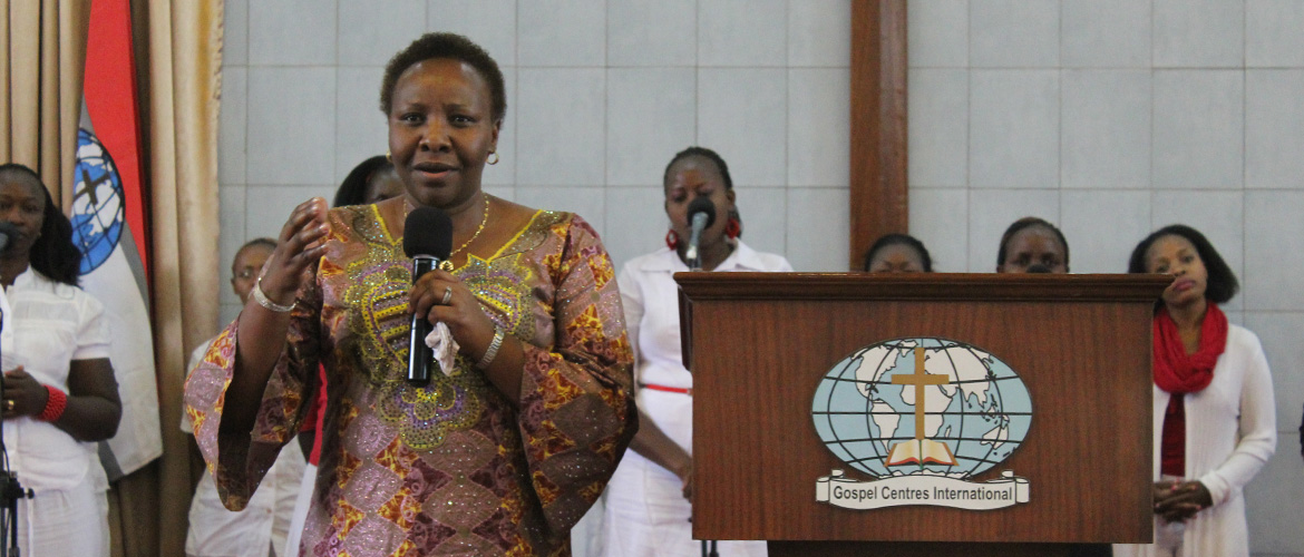 Gospel Blooms International - Mrs Mercy Muasya