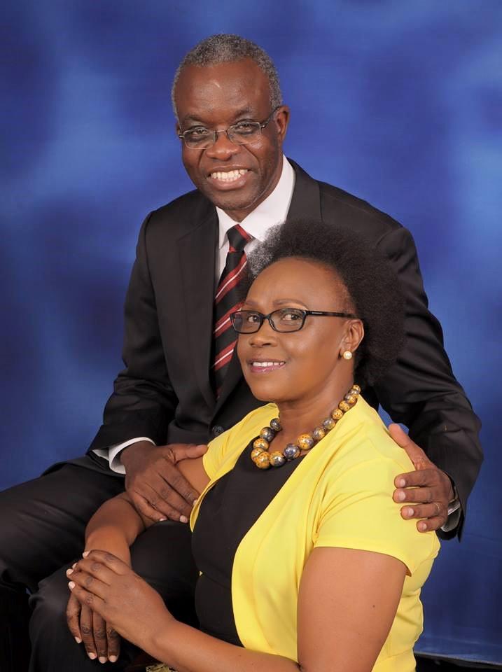 Rev. Charles Mulema Kinusu - General Overseer Gospel Centres International