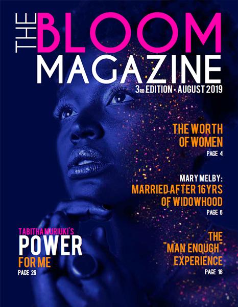 Gospel Blooms Magazine 3rd Edition - August 2019