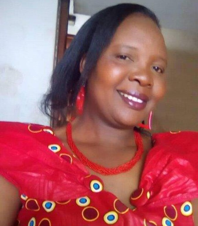 AGNES KEMBOI SAGALA - Gospel Blooms International