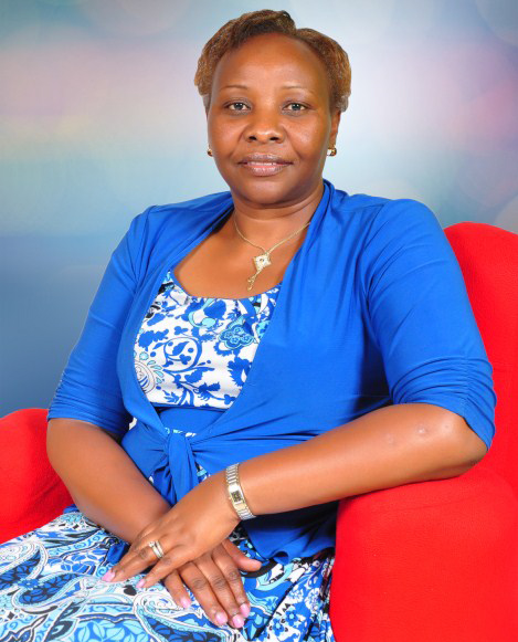 Mrs. Mercy Muasya - Gospel Blooms International
