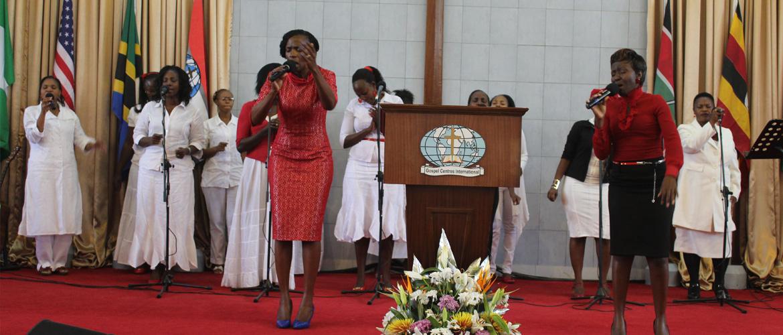 Gospel Blooms International Worship