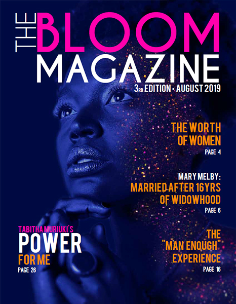 Gospel Blooms Magazine 3rd Edition - August 2019