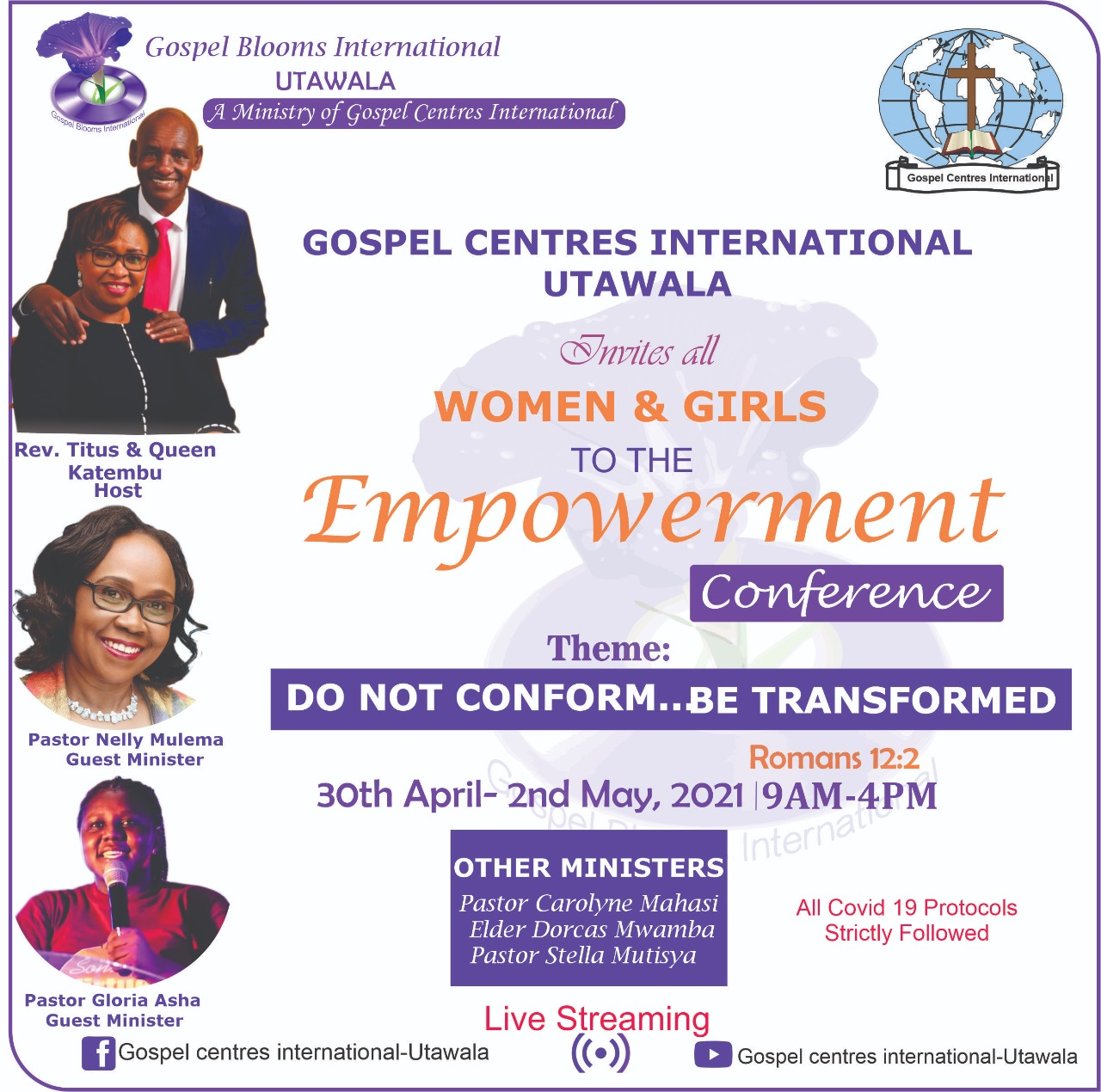 Women And Girls Empowerment Conference